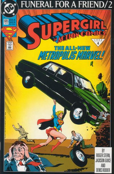 Action Comics Vol 1 685