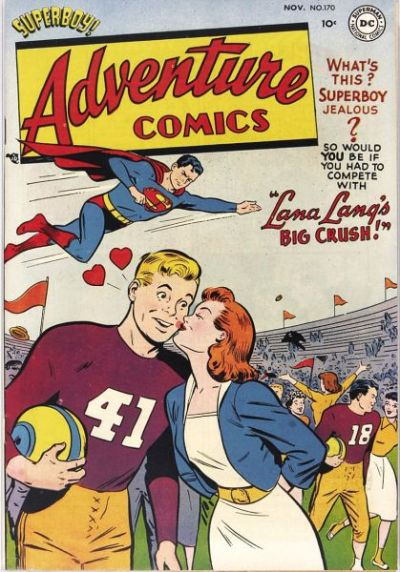 Adventure Comics Vol 1 170