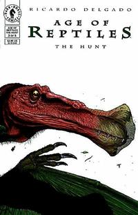 Age of Reptiles: The Hunt Vol 1 3