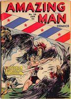 Amazing Man Comics Vol 1 26