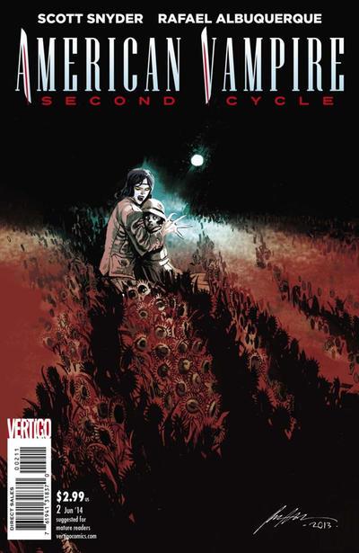 American Vampire: Second Cycle Vol 1 2