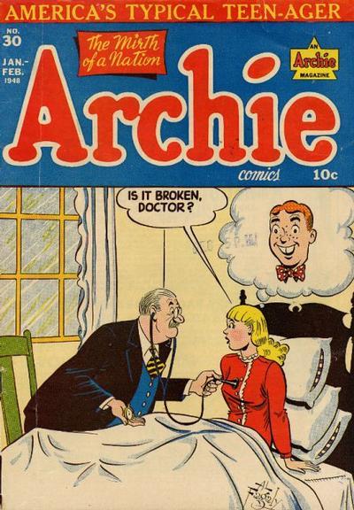 Archie Vol 1 30