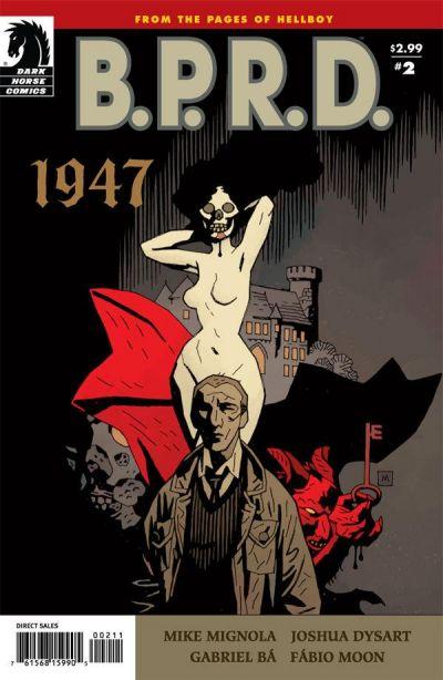 B.P.R.D.: 1947 Vol 1 2
