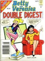 Betty and Veronica Double Digest Magazine Vol 1 56
