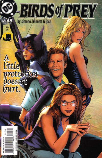 Birds of Prey Vol 1 68