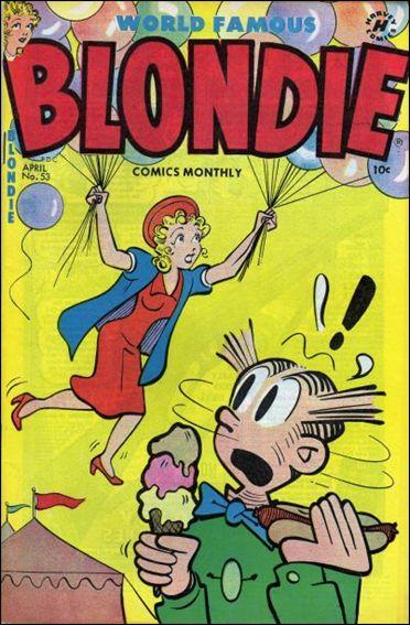 Blondie Comics Vol 1 53