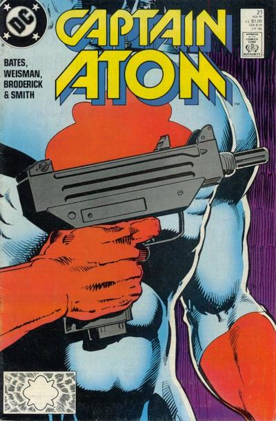 Captain Atom Vol 1 21
