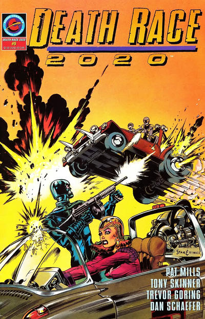 Death Race 2020 Vol 1 5