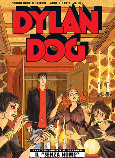 Dylan Dog Albo Gigante Vol 1 13
