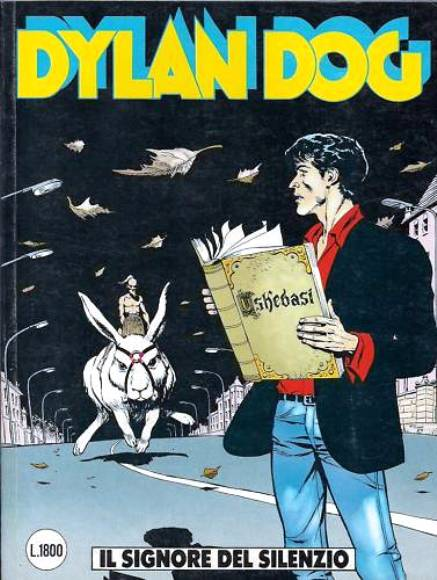 Dylan Dog Vol 1 39