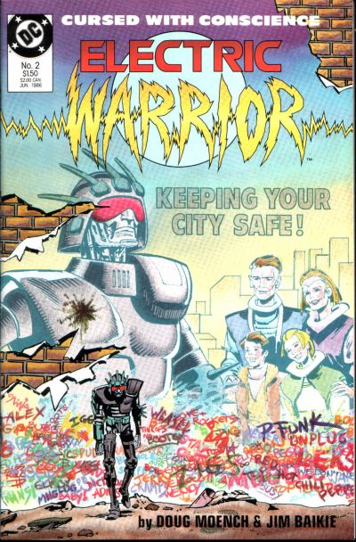 Electric Warrior Vol 1 2
