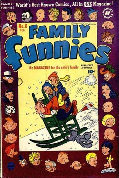 Family Funnies Vol 1 6