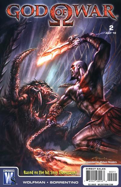 God of War Vol 1 2