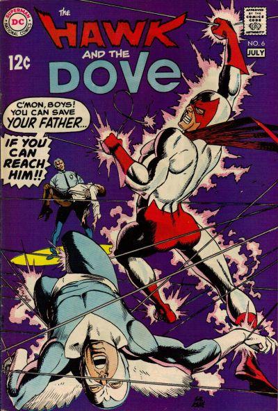 Hawk and Dove Vol 1 6