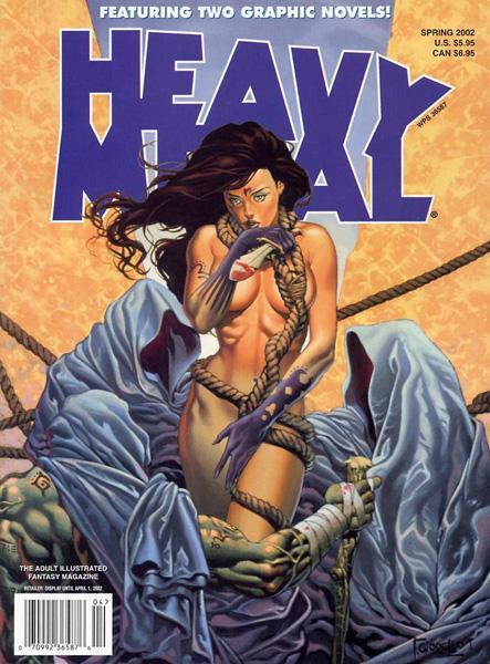 Heavy Metal Special Vol 16 1