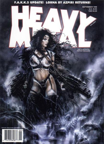 Heavy Metal Vol 22 4