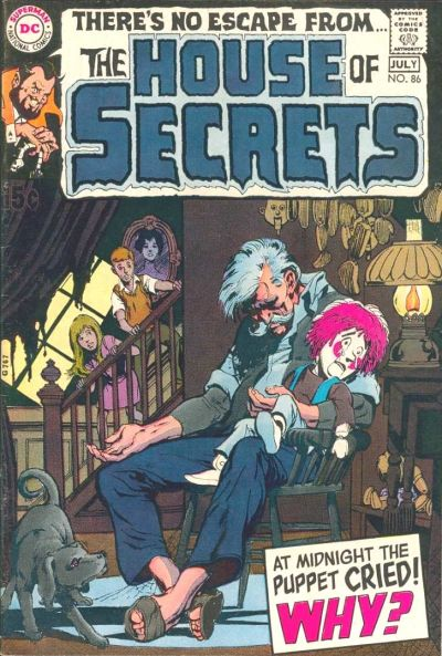 House of Secrets Vol 1 86