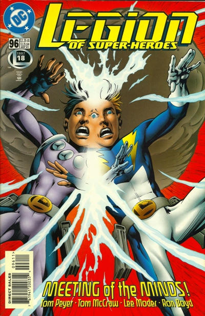 Legion of Super-Heroes Vol 4 96