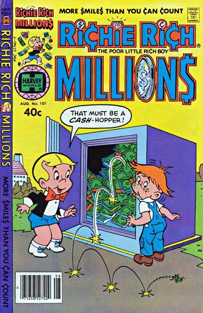 Richie Rich Millions Vol 1 101