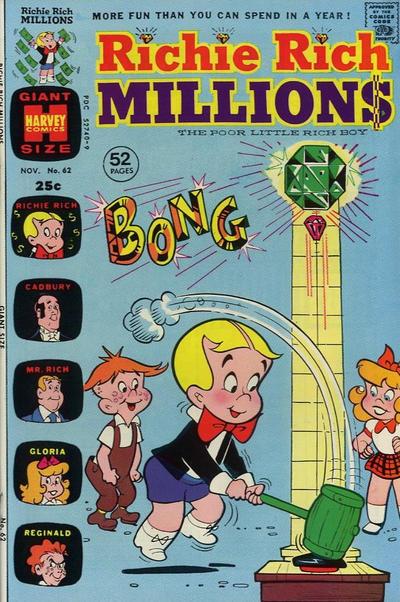 Richie Rich Millions Vol 1 62