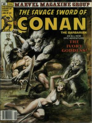 Savage Sword of Conan Vol 1 60
