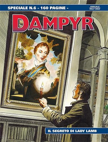 Speciale Dampyr Vol 1 6