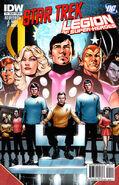Star Trek Legion of Super-Heroes Vol 1 1