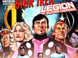 Star Trek/Legion of Super-Heroes Vol 1 1