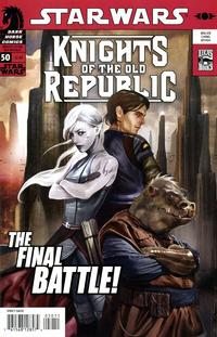 Star Wars Knights of the Old Republic Vol 1 50