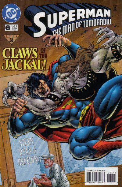 Superman: Man of Tomorrow Vol 1 6