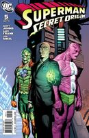 Superman Secret Origin Vol 1 5