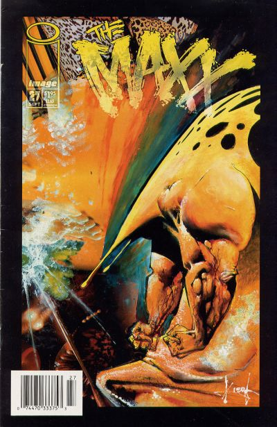 The Maxx Vol 1 27