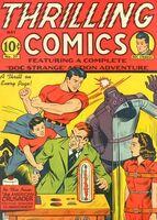 Thrilling Comics Vol 1 27
