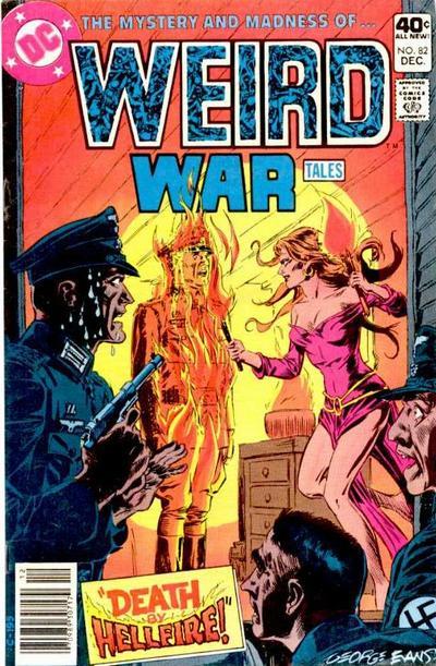 Weird War Tales Vol 1 82