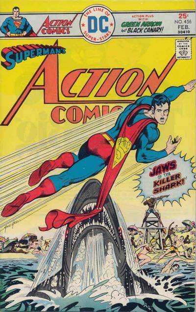 Action Comics Vol 1 456
