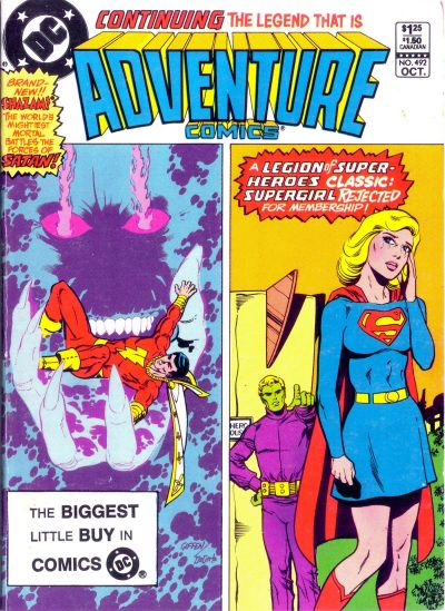 Adventure Comics Vol 1 492