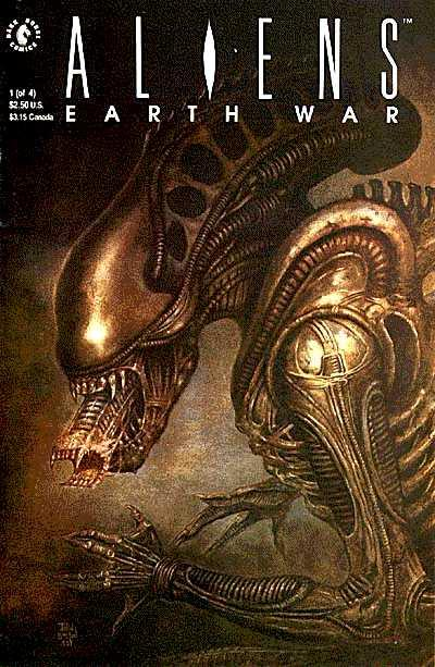 Aliens: Earth War Vol 1 1