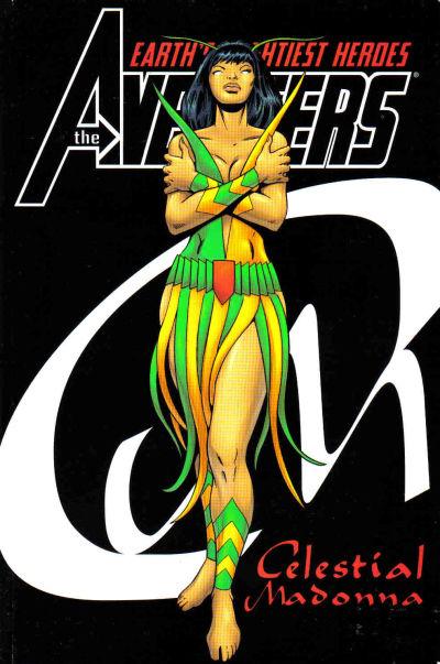 Avengers: Celestial Madonna Vol 1 1