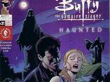 Buffy the Vampire Slayer: Haunted Vol 1 3