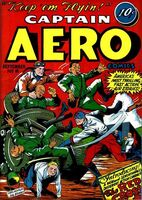 Captain Aero Comics Vol 1 8