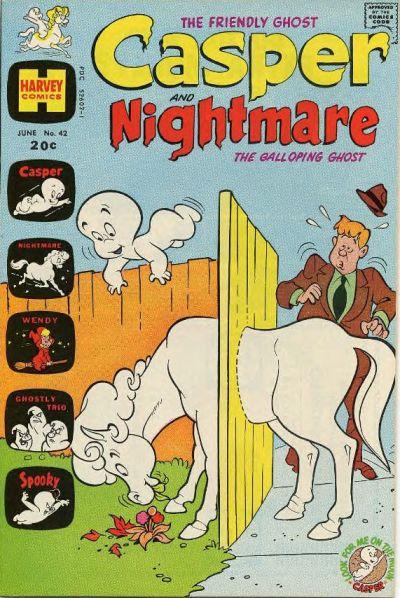 Casper and Nightmare Vol 1 42