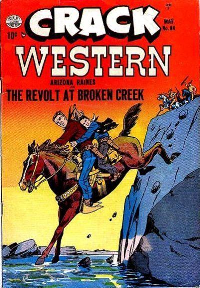 Crack Western Vol 1 84