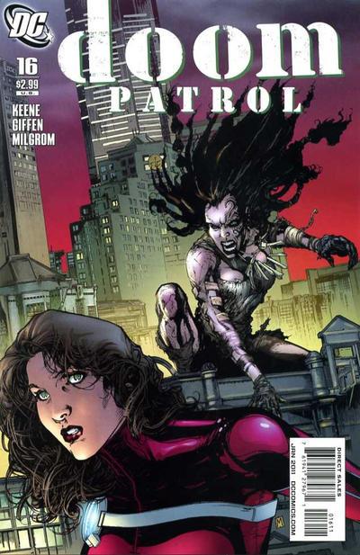 Doom Patrol Vol 5 16