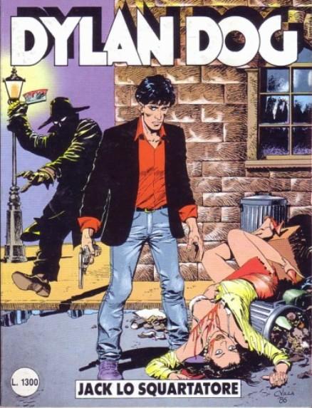 Dylan Dog Vol 1 2