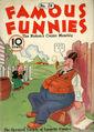 Famous Funnies Vol 1 24