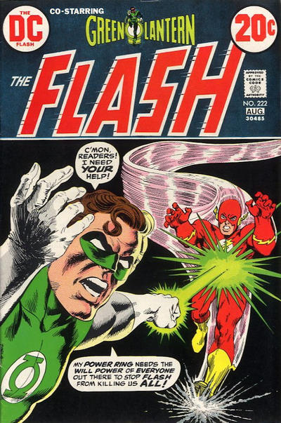 Flash Vol 1 222