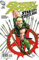 Green Arrow Vol 3 73
