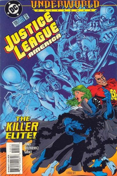 Justice League America Vol 1 105
