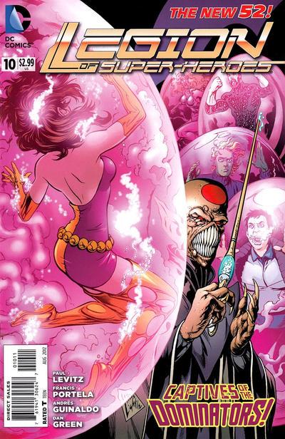 Legion of Super-Heroes Vol 7 10