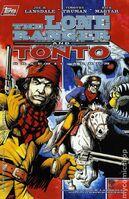 Lone Ranger & Tonto Break-Up Vol 1 1